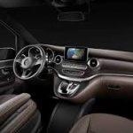 Mercedes V Class Black RB Taxi Limousine(1)