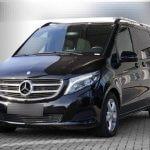 Mercedes V Class Black RB Taxi Limousine(2)